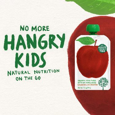 No More Hangry Kids - Natural Nutrition on the go