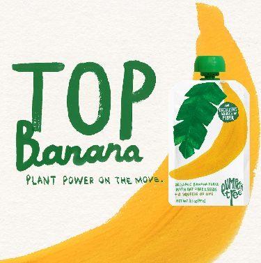 Top Banana - Plant power on the move.
