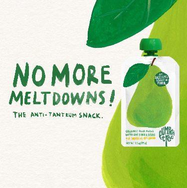 No More Meltodowns! The anti Tantrum Snack.