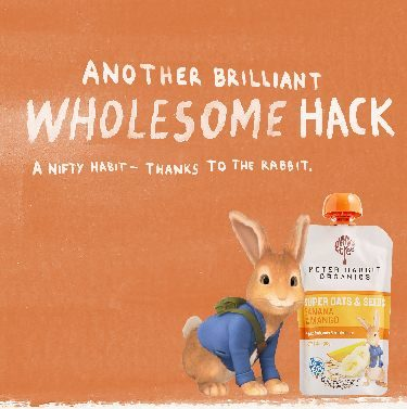 Another Brilliant Wholesome Hack - A nifty habit, thanks to the rabbit.