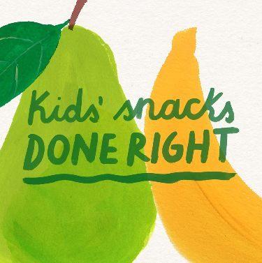 Kids' Snacks Done Right