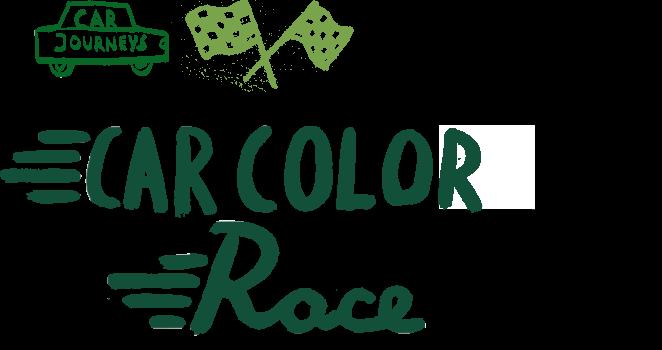 Car color race
