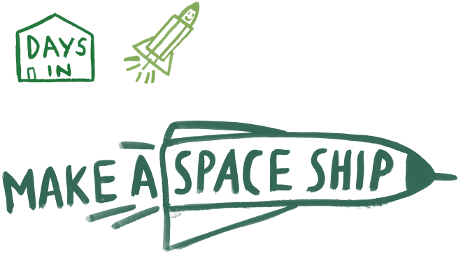 Make a space ship